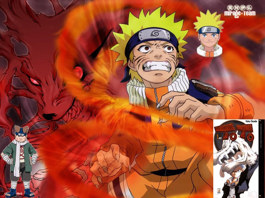 Naruto Kyubi Cartoon Naruto